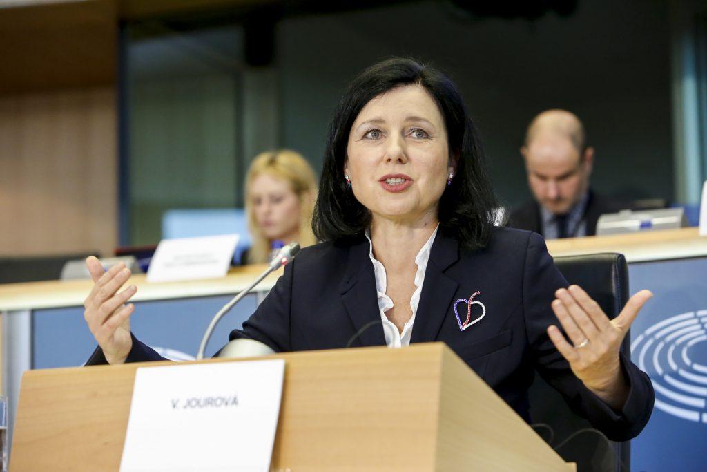 Nad 23. ročníkom OĽP prevzala záštitu viceprezidentka Európskej komisie pani Věra JOUROVÁ